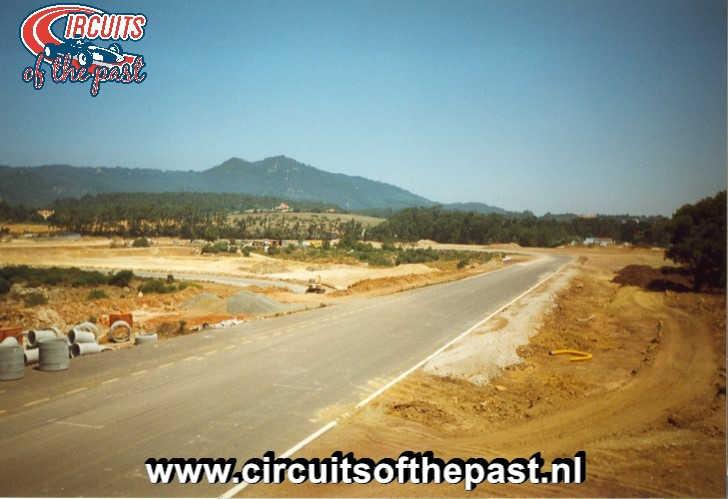 Autódromo do Estoril 1999 - Ingang pits